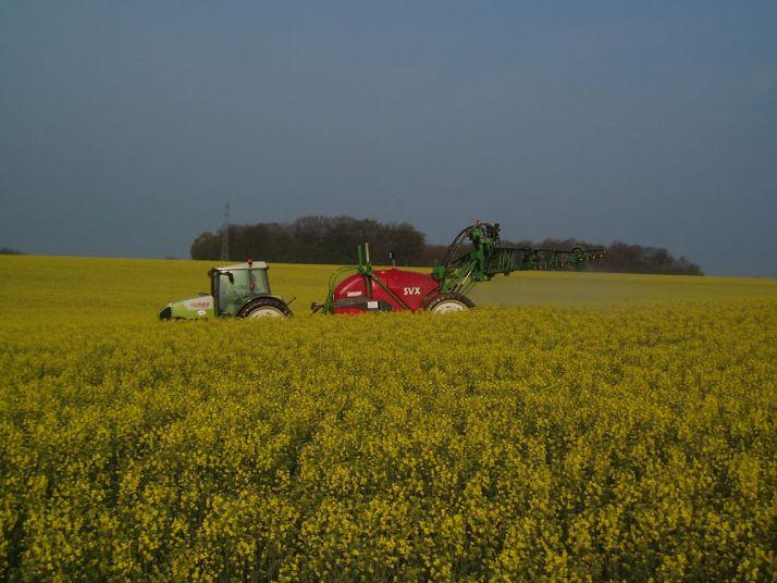 Les applications d'insecticide ou d'acaricide en présence d'abeilles sont à proscrire. © N. Chemineau/Pixel image