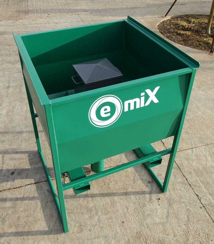 De Sangosse a développé le mélangeur Emix. © De Sangosse
