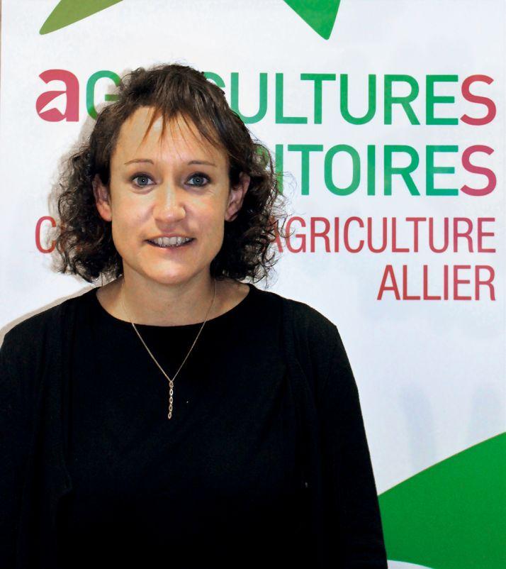 «Les paiements de la MAEC sol sont au point mort», se désole Catherine Brenon, responsable de l'unité eau environnement à la chambre d'agriculture de l'Allier.