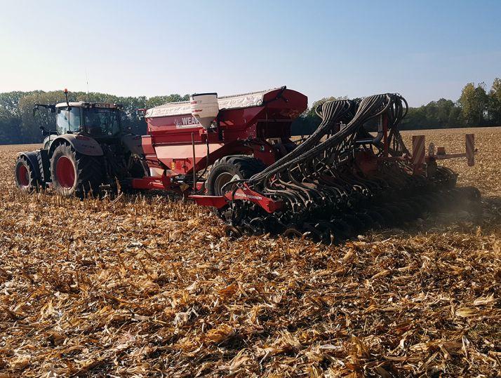 L'agriculteur devait percevoir 10000euros d'accompagnement par an, mais à la fin  de la troisième année, le manque à gagner  se chiffre à 22500euros.
