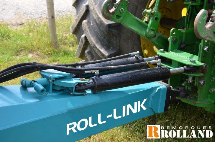 Roll-Link: atteler aisément, rapidement et en sécurité sa remorque Photo : Tolland