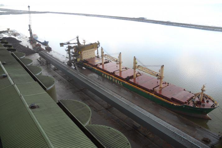 La Sica Nord Céréales vient de clôturer la campagne 2020-2021 avec 2,212 millions de tonnes de céréales exportées.