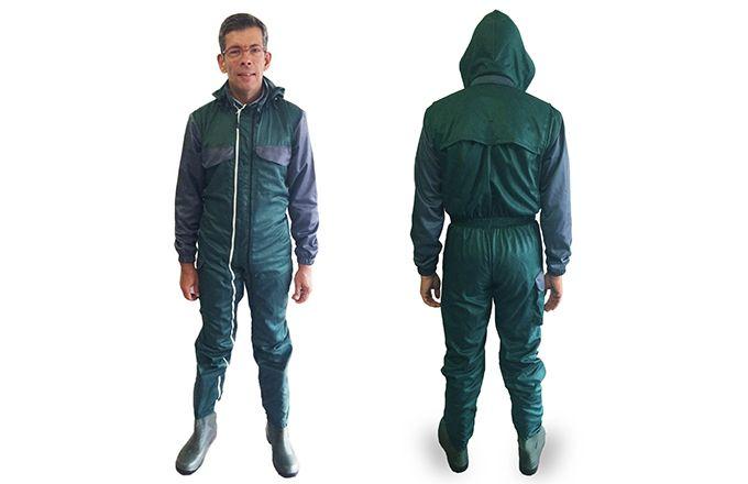 EPI vestimentaires : une gamme adaptée aux applications phyto. © Axe Environnement