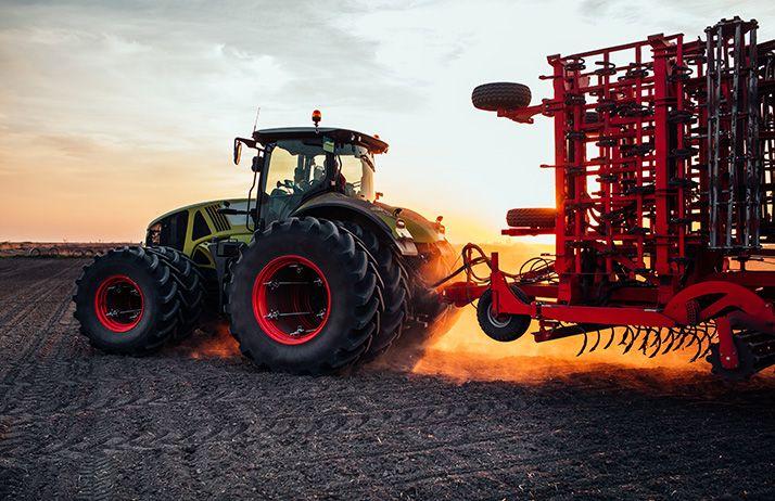 Agroéquipements : vers une reprise du marché en France et à l'international.© Bernardbodo/Fotolia