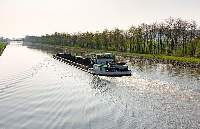 Le projet canal Seine-Nord gelé en plein été.© Ingwio/Fotolia