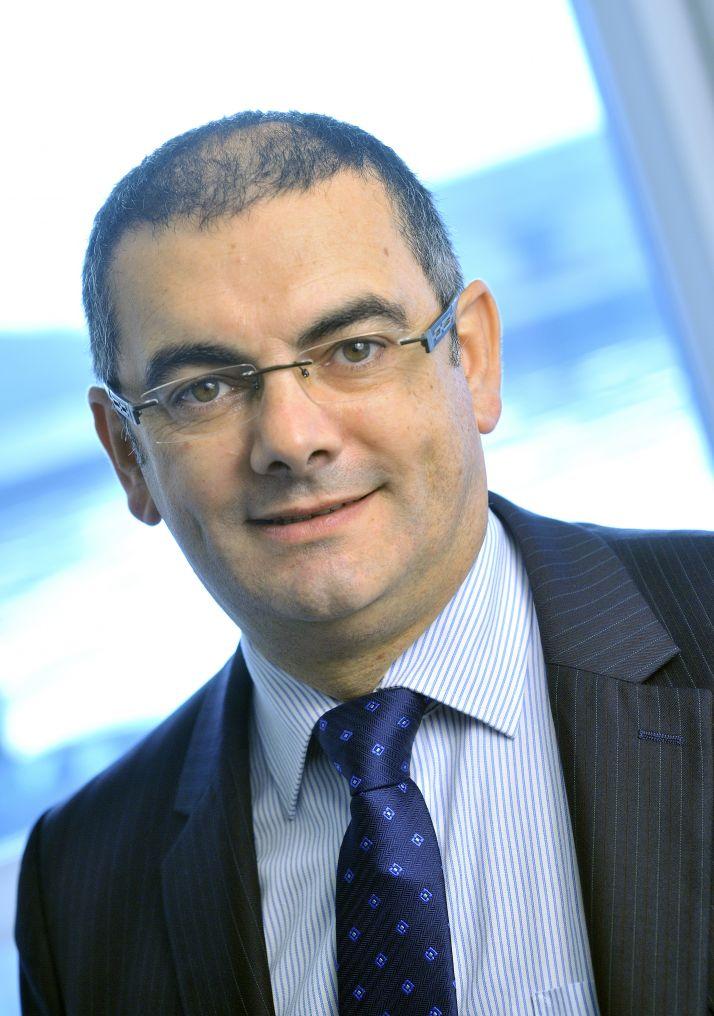 Gilles Kindelberger, directeur général du groupe Senalia