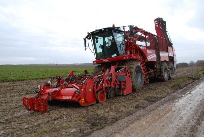Le choix de la machine aura un impact direct sur le coût du chantier. Photo: SB