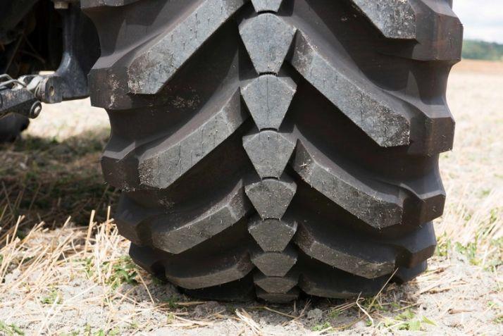 Un pneu évolutif 2 en 1 chez Michelin. Photo: Michelin