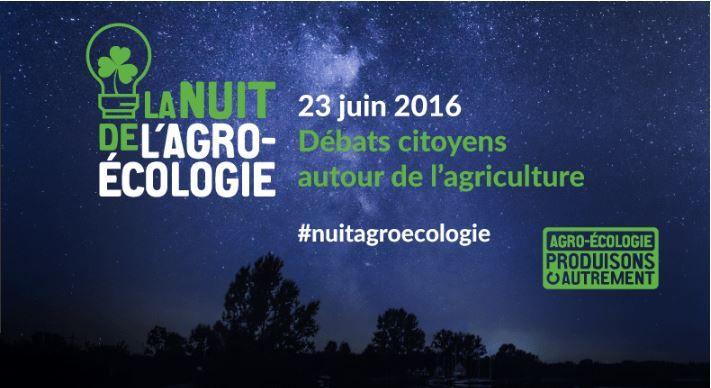 Parler d'agriculture sous les étoiles