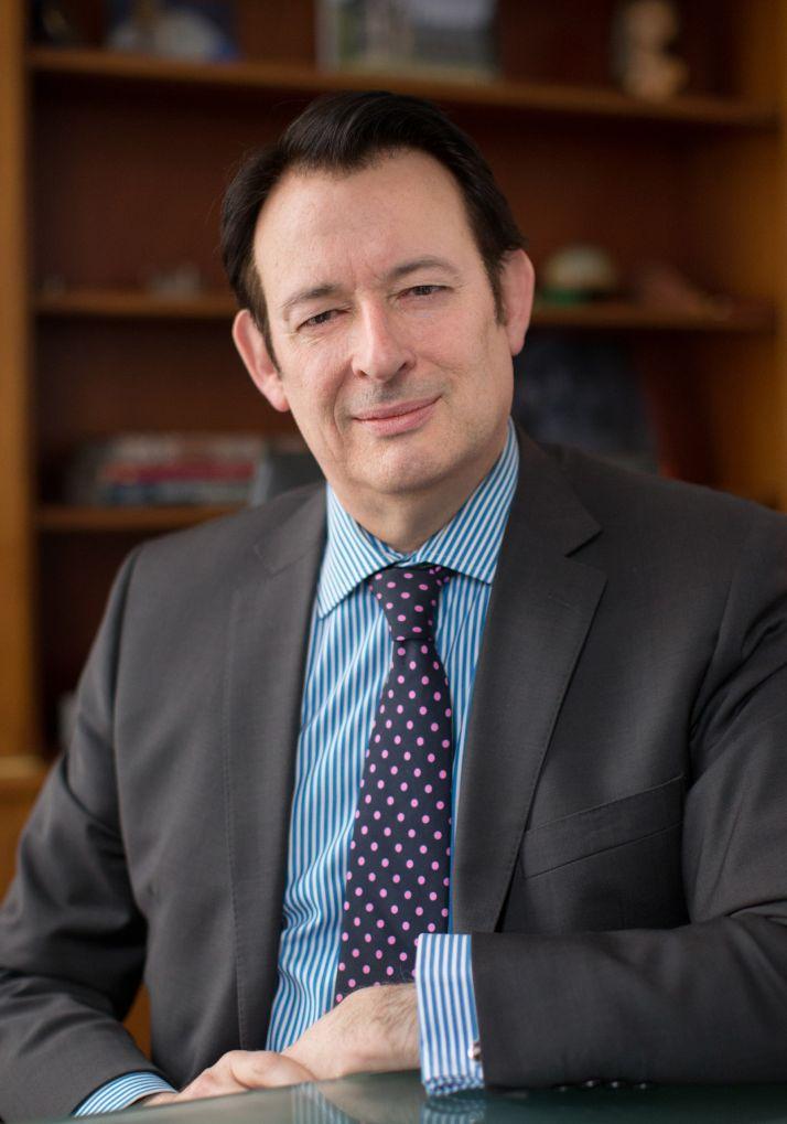 Gilles vanackere, directeur général du Syndicat national des fabricants de sucre. ©  Bruno Cohen