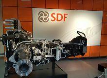 Same Deutz-Fahr change de nom pour devenir SDF. Photos: S.Billaud/Pixel Image