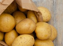 Les exportations françaises de pommes de terre en forte progression sur le mois de mars 2020.© Andrea/Adobe Stock