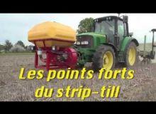 Maïs en Strip-Till & réduction d'engrais - Bienvenue sur terre #3