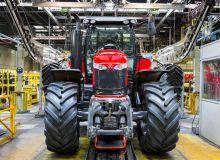 Massey Ferguson développe son usine de Beauvais. Photos: Massey Ferguson
