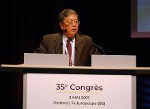 Li Zhaoyu, responsable du bureau de Pékin de France export céréales. Photo O.Lévêque/Pixel6TM