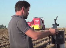 Agriculture et digital: le pluviomètre connecté