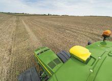 Un nouveau signal GPS chez John Deere. Photo: John Deere