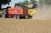Une prime de 1 euro/t sera versée par Vivescia pour les céréales issues de fermes certifiées HVE 2 et 3. Photo : Pixel6TM.