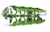 Amazone présente sa nouvelle gamme de charrues Cayros. Photo: Amazone