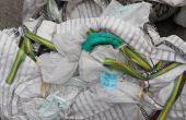 500 tonnes de grands récipients vrac (big bags) sont utilisés chaque année pour transporter et stocker les plants certifiés de pommes de terre. Photo : Adivalor