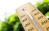 À l'exception des mois de mai, juillet et août, les 9 autres mois de l'année ont présenté des températures supérieures aux normales. Photo: forkART Photography/Fotolia