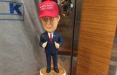 Donald Trump président et maintenant ? © H. Sauvage/Pixel Image