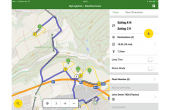Avec MyJobs, John Deere propose un GPS agricole à ses utilisateurs. © John Deere