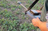 Le matériel N'Pilot reste identique, mais l'application évolue pour fournir un conseil de fertilisation azotée sur colza. © Boréalis LAT