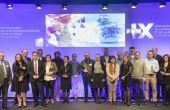 L'ensemble des lauréats récompensés lors de la 26e édition du prix national de la dynamique agricole et de la pêche 2018 ©Stevens Frémont