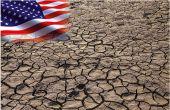 Changement climatique : la production américaine menacée. © Alisontoon/Fotolia